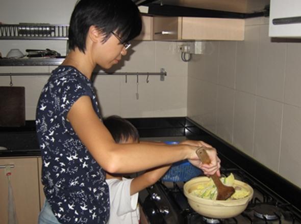 Agatha Lee - Cooking Leftovers