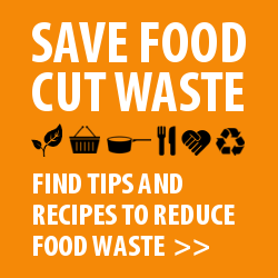 Save Food Cut Waste