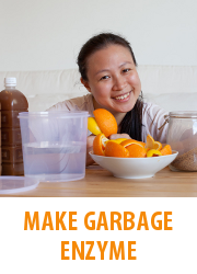 Tips - Make Garbage Enzyme